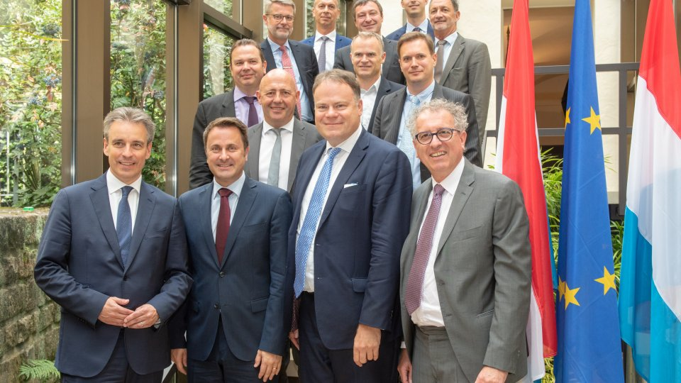 Digital Luxembourg brings together ICTluxembourg & top ministers for annual check-in