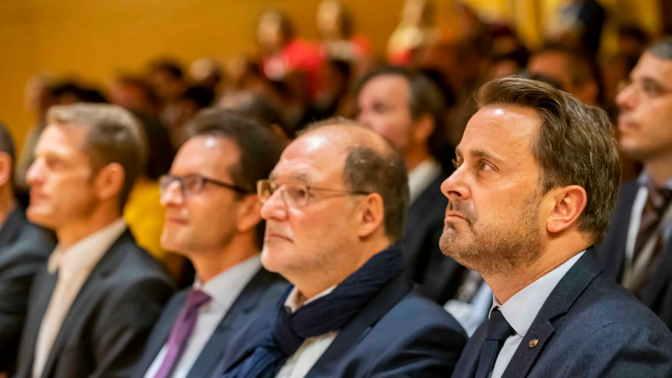 Xavier Bettel @ LID 2019