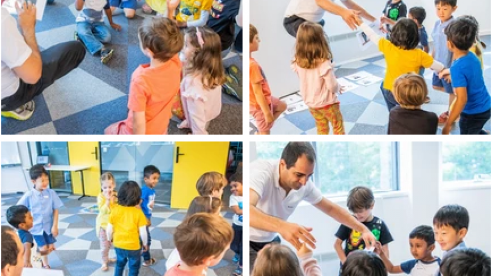 Kids Life Skills Coding Classes in Luxembourg
